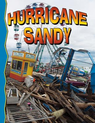 Hurricane Sandy By Peppas, Lynn